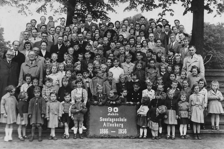 150 Jahre Sonntagsschule
