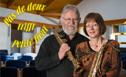 DUO b – Saxophone pur