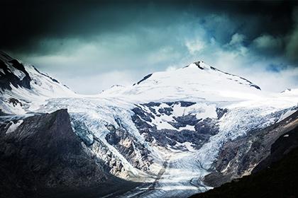 Gross Glockner Gletscher