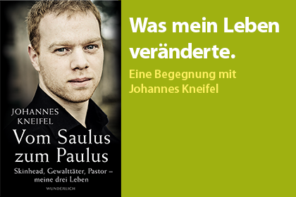 Buch vom Saulus zum Paulus